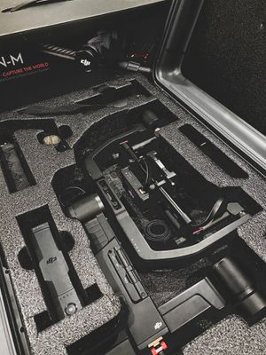 DJI Ronin-M *Pre Owned (great condition) for Sale in Clinton, MD