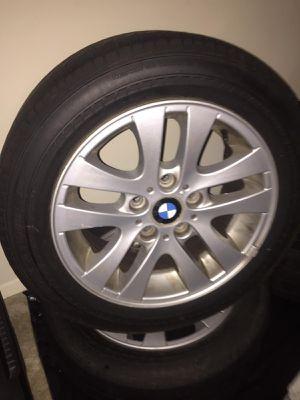 BMW 2007 tires for Sale in Hyattsville, MD