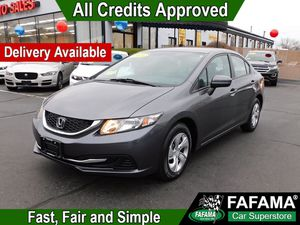 2014 Honda Civic Sedan for Sale in Milford, MA