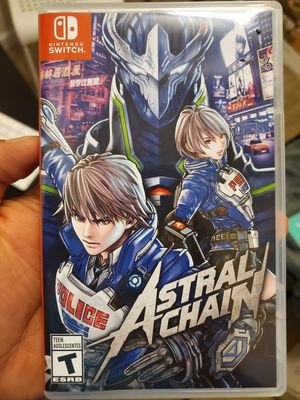 Astral Chain Nintendo Switch for Sale in Durham, NC