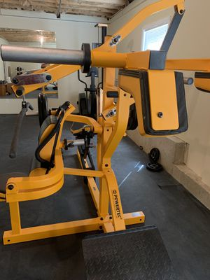 Home gym Powertec system for Sale in Villa Rica, GA