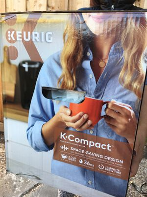 KEURIG K-Compact Coffee Maker - BRAND NEW!! for Sale in Houston, TX
