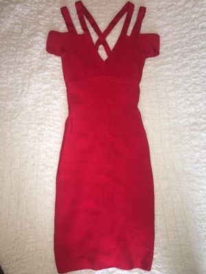RED DRESS for Sale in Elkhart, IN