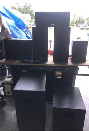 ONKYO SPEAKERS for Sale in DARLINGTN HTS, VA