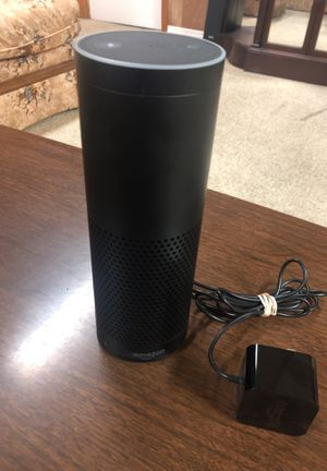 Speaker amozon Bluetooth WiFi for Sale in Chevy Chase, MD