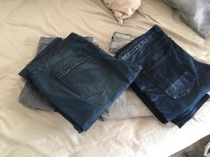 Levi's jeans 44 (4pair) for Sale in Washington, DC