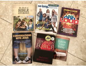 6 Christian Books - Beth Moore and more for Sale in Haltom City, TX