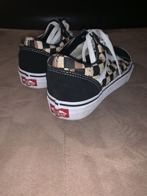 Women's camo vans for Sale in Anaheim, CA
