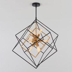 Light Unique / Statement Geometric Chandelier for Sale in Jersey City,  NJ