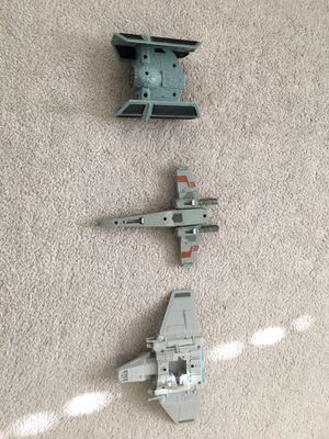 Star Wars toys from 1995/1996 collectible! for Sale in Carrollton, TX