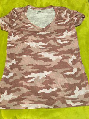 PINK Light Brown Camo Shirt - Never Worn for Sale in Richmond, KY
