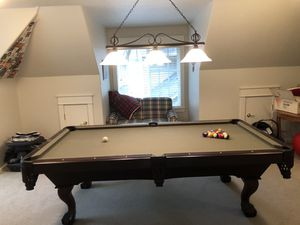 Golden West 8' Pool Table for Sale in Sherwood, OR