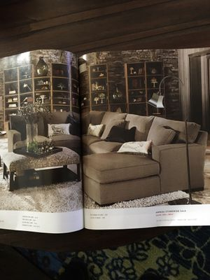Arhaus Dune Sectional for Sale in Mineral Wells, WV