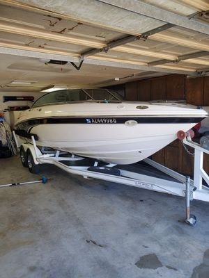 2000 chaparral ssi sport boat for Sale in Hesperia, CA