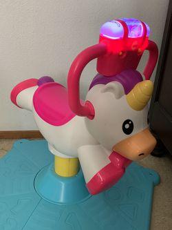 Toddler Unicorn Playground Piece for Sale in Salinas,  CA