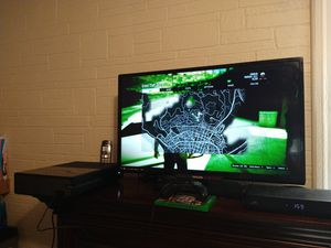 Xbox one with HDMI/power cord, controller & gta5 for Sale in Binghamton, NY