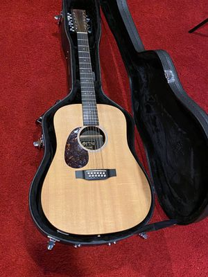 Martin Left-Handed 12-String Acoustic/Electric Guitar for Sale in Upper Marlboro, MD