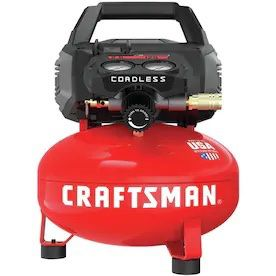 CRAFTSMAN V20 2.5-Gallon Single Stage Portable Cordless Electric Compressor for Sale in Orlando, FL