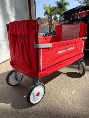 Red wagon- Radio- flyer for Sale in Escondido, CA