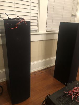 Speakers with receivers for Sale in Portsmouth, VA