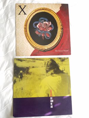"""X punk rock band los angeles 12"""" Vinyl Music Records for Sale in Long Beach, CA"""