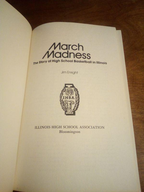 March Madness Illinois High School