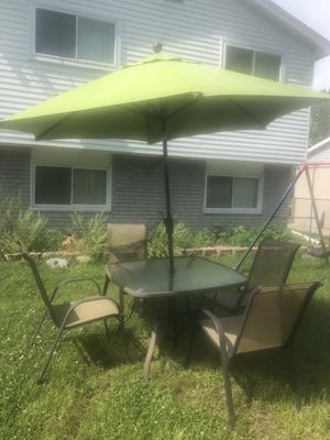 Patio set for Sale in Riverview, MI