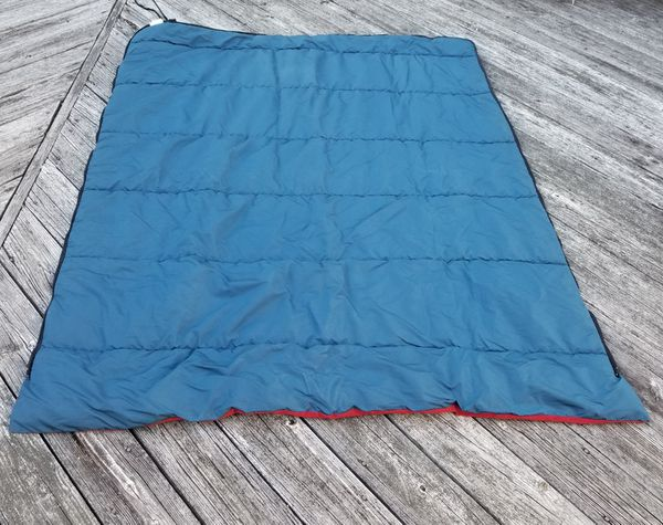 Wenzel Adult Fall Season Sleeping Bag