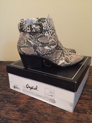 Qupid Ankle Boots for Sale in Bedford, VA