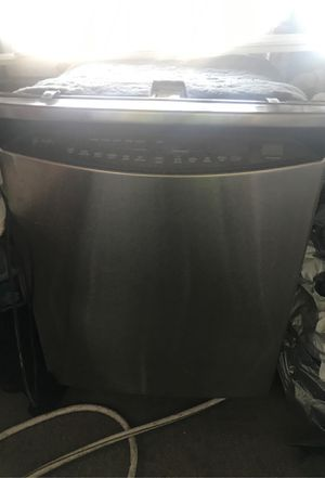 GE profile Stainless steel dishwasher for sale for Sale in Celina, OH