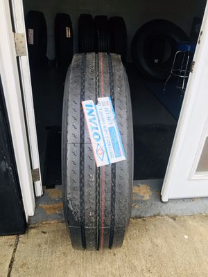 Commercial Truck & Trailer Tires for Sale in Riverside, CA