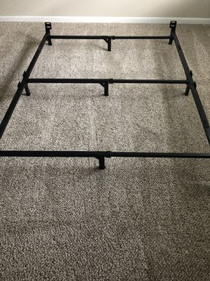 Amazon queen bed frame -9 leg support for Sale in Westerville, OH