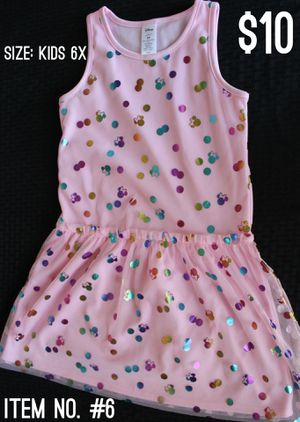 Girls Minnie Mouse Dress for Sale in Austin, TX