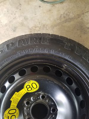 Pirelli spare tire T125/85 R16. Fits Volvo for Sale in Gaithersburg, MD