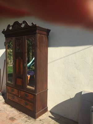 Antique armoire from Mitchell Litt for Sale in Los Angeles, CA