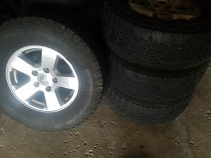 Rims for dodge ram 1500 for Sale in Chicago, IL