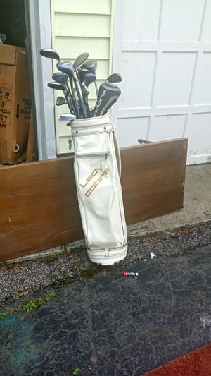 Complete set Women's Cobra,Lady Snake golf clubs. for Sale in Bridgewater Township, NJ
