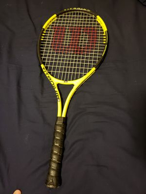 Wilson tennis racket for Sale in Austin, TX