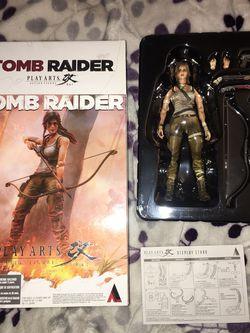 Tomb Raider Lara Croft by Play Arts Kai for Sale in Corona,  CA