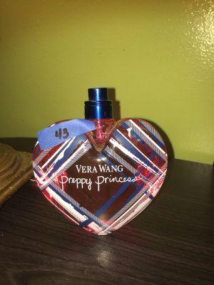Vera wang preppy princess perfume for Sale in Pittsburgh, PA