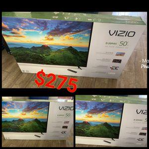 50 INCH VIZIO 4K TV SMART HDTV HIGH QUALITY TV NETFLIX VIZIO for Sale in Anaheim, CA
