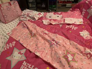 Hello kitty sets 4 pc for Sale in North Bergen, NJ