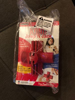 Kong jump n' jack dog toy for Sale in Bellevue, WA