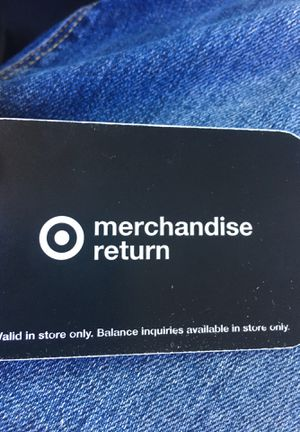 Target card for Sale in San Bernardino, CA