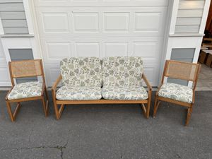 Sofa and chairs for Sale in Wilsonville, OR