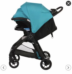 Safety 1st Car seat & stroller combo! for Sale in Fort Worth, TX