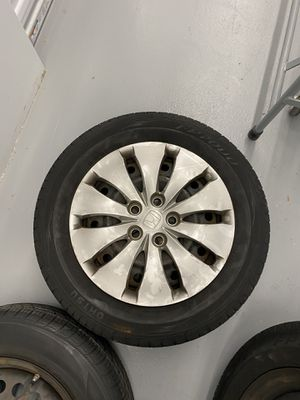 2009 Honda Accord stock tires for Sale in The Bronx, NY