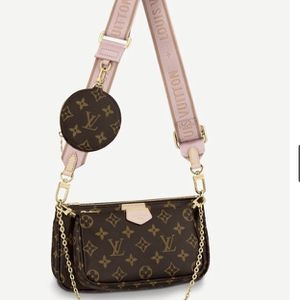 Luis Vuitton Crossbody Bag 2in1 for Sale in The Bronx, NY