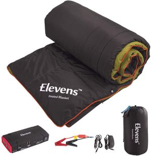 """Lightweight Battery-Operated Heated Camping Blanket Sleeping Bag Alternative for Cold Weather,80""""x54 for Sale in Miami Beach, FL"""