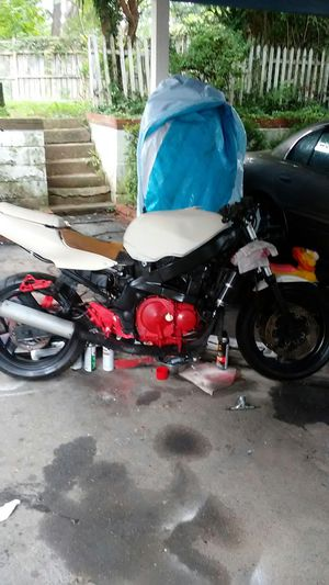 Kawasaki 1993 600cc Will Drop Off( Do Not RUN AT The Moment for Sale in Alexandria, VA